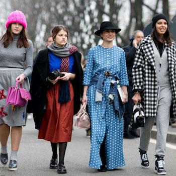 Модный гардероб для разных типов женской фигуры