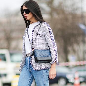 Новая it-bag от Chanel - удачная модная инвестиция