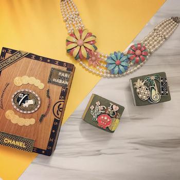 Жемчужина коллекции: минодьер Chanel. Фото