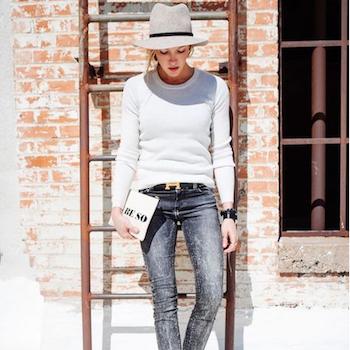 Хит осени: джинсы-варенки из 80-х