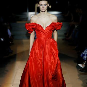 New York Fashion Week: прощальное шоу Carolina Hererra