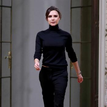New York Fashion Week: последний показ Victoria Beckham