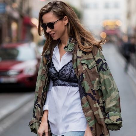 Как внедрить бельевой стиль в повседневный гардероб?