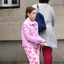 Сури Круз экспериментирует с модой, создавая уникальные наряды. Фото