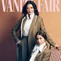 Красота и благородство: Кэтрин Зета-Джонс с дочерью Кэрис дебютировали в глянце! Фото