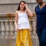 13-летняя Сури Круз сразила общественность модным нарядом и схожестью с Томом Крузом. Фото