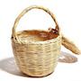 Модный тренд из Instаgram: плетеная сумка-корзинка. Фото