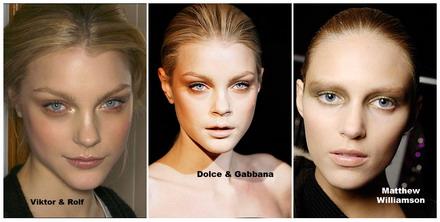 техника натурального макияжа